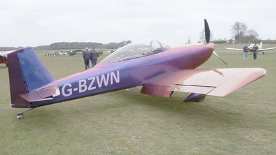 G-BZWN - Vans RV-8 - Private