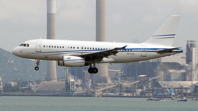 CS-TLU - Airbus A319-133X(CJ) - Omni Aviação e Tecnologia