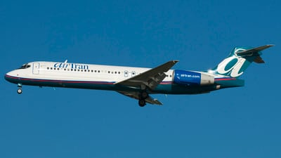 N996AT - Boeing 717-2BD - airTran Airways