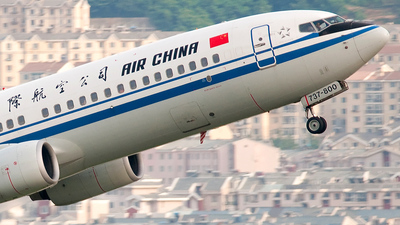 B-5168 - Boeing 737-808 - Air China