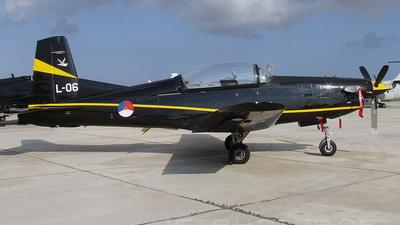 A picture of L06 - Pilatus PC7 -  - © Lawrence Brincat