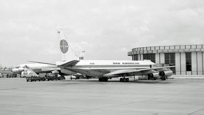 N725PA - Boeing 707-321 - Pan Am