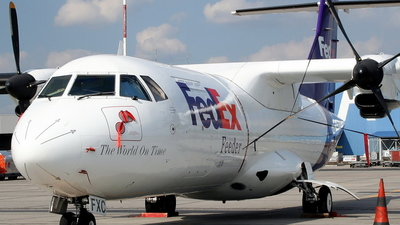 EI-FXC - ATR 42-300(F) - FedEx Feeder (Air Contractors)