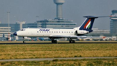 HA-LBO - Tupolev Tu-134A-3 - Malév Hungarian Airlines