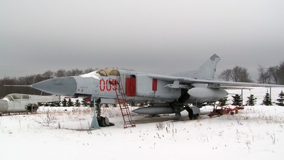 005 - Mikoyan-Gurevich MiG-23MF Flogger B - Poland - Air Force