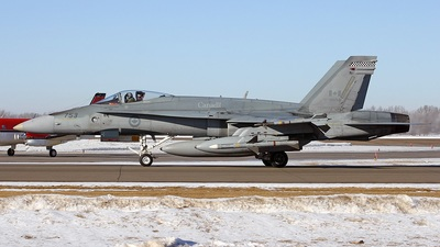 188753 - McDonnell Douglas CF-188 Hornet - Canada - Royal Canadian Air Force (RCAF)