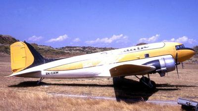 ZK-CAW - Douglas DC-3 - FieldAir