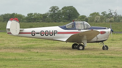 G-COUP - Erco Ercoupe 415CD - Private
