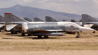 72-0155 - McDonnell Douglas RF-4C Phantom II - United States - US Air Force (USAF)