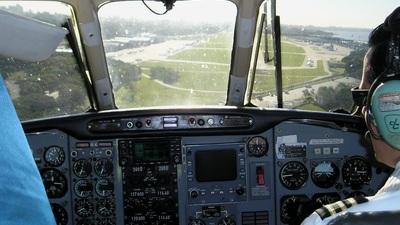 CX-VIP - Embraer EMB-110P1 Bandeirante - AeroVIP