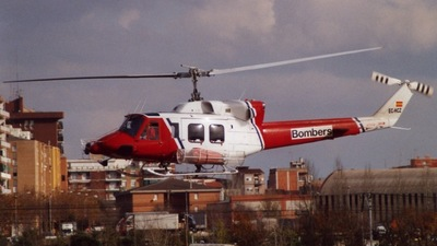 EC-HCZ - Bell 212 - TAF Helicopters