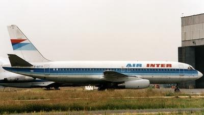 F-BTTF - Dassault Mercure 100 - Air Inter