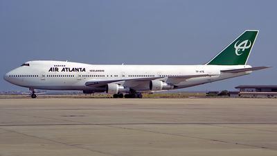TF-ATE - Boeing 747-146 - Air Atlanta Icelandic