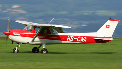 HB-CWA - Reims-Cessna F150L - Private