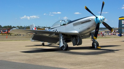 VH-MFT - CAC CA-18 Mk.21 Mustang - Private