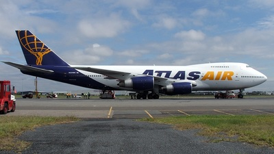 N524MC - Boeing 747-2D7B(SF) - Atlas Air