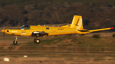 VH-KPY - Pacific Aerospace Cresco 08-600 - Fugro Airborne Surveys