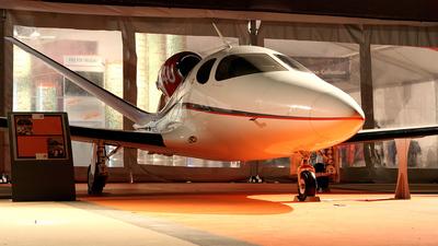 N5184U - Eclipse Concept Jet - Eclipse Aviation
