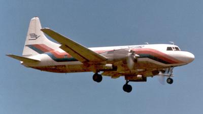 N770PR - Convair CV-580 - Prinair