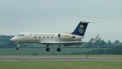 HZ-AFR - Gulfstream G-III - Saudi Arabian Airlines