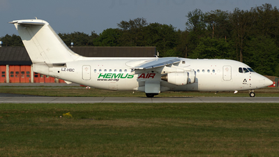 LZ-HBC - British Aerospace BAe 146-200 - Hemus Air