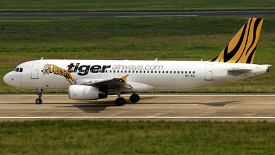 9V-TAI - Airbus A320-232 - Tiger Airways