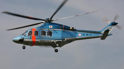 JA12MP - Agusta-Westland AW-139 - Japan - Police