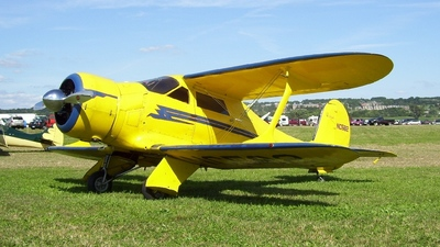 N582 - Beechcraft D17S Staggerwing - Private
