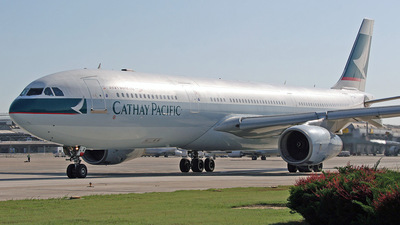 B-HLA - Airbus A330-342 - Cathay Pacific Airways