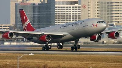 G-VFAR - Airbus A340-313X - Virgin Atlantic Airways