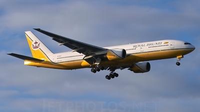 V8-BLA - Boeing 777-212(ER) - Royal Brunei Airlines