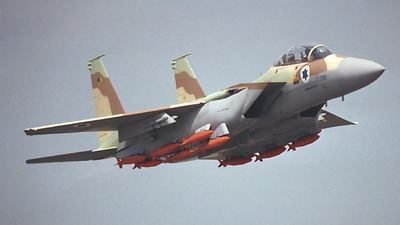 269 - McDonnell Douglas F-15I Ra'am - Israel - Air Force