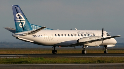ZK-NLQ - Saab 340A - Air New Zealand Link (Air Nelson)