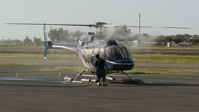 N347SG - Bell 407 - Private