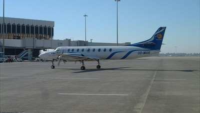 OD-MAB - Fairchild SA227-AC Metro III - Flying Carpet