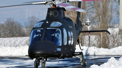 F-HIDE - Agusta-Westland AW-109SP - Private