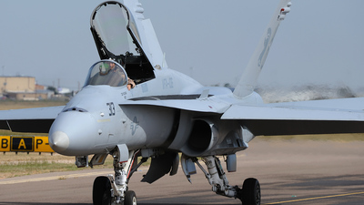 164627 - McDonnell Douglas F/A-18C Hornet - United States - US Navy (USN)