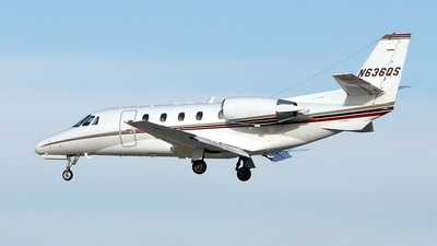 N636QS - Cessna 560XL Citation Excel - Private