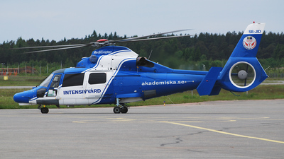 A picture of SEJID - Airbus Helicopters AS365 Dauphin - Babcock Scandinavian AirAmbulance - © Juha-Matti Lavonen