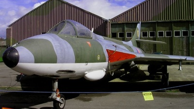 N-268 - Hawker Hunter FGA.78 - Netherlands - Royal Air Force