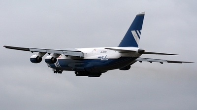 RA-82075 - Antonov An-124-100 Ruslan - Polet Flight