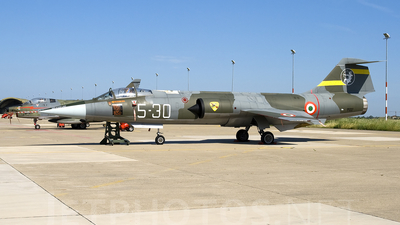 MM6940 - Lockheed F-104S ASA-M Starfighter - Italy - Air Force
