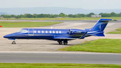 G-JANV - Bombardier Learjet 45 - Ocean Sky Aviation