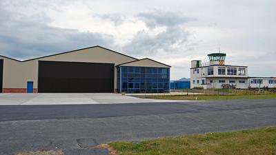 EGCK - Airport - Terminal