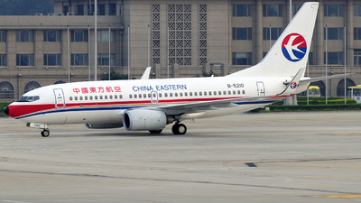 B-5210 - Boeing 737-79P - China Eastern Airlines