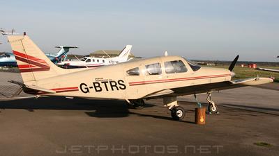 A picture of GBTRS - Piper PA28161 - [288116004] - © mark empson