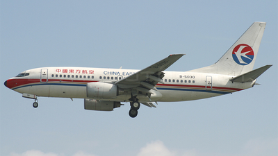 B-5030 - Boeing 737-79P - China Eastern Airlines