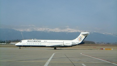 SX-BOC - Boeing 717-21S - Olympic Aviation