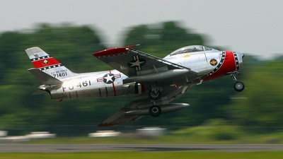 N186FS - Canadair CL-13B-6 Sabre - Private