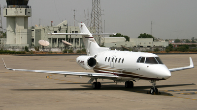 VT-FAF - Raytheon Hawker 800XP - Private